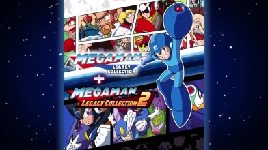Mega Man Legacy Collection 1 и 2 - Трейлер