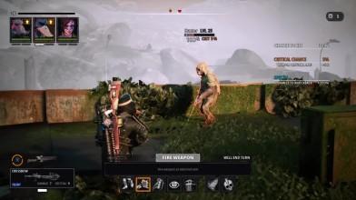 14 минут геймплея из демо-версии Mutant Year Zero: Road to Eden