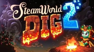 Steam World Dig 2 выйдет для 3DS и будет работать на 60 кадрах в секунду даже со включенным 3D
