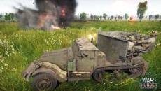 War Thunder M15 CGMC