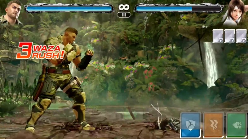 Новый трейлер Tekken Mobile