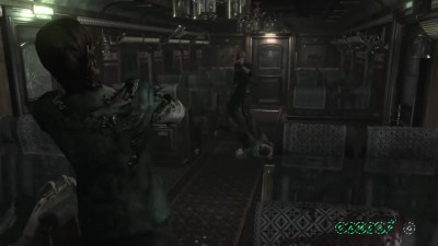 "Resident Evil Zero HD Gameplay "" Геймплей TGS 2015"""