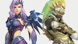 Overwatch: новые облики Ангела и Лусио