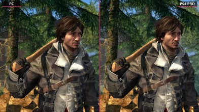 Assassin's Creed Rogue | Сравнение графики | Оригинал на PC vs. ремастер на PS4 Pro (Candyland)
