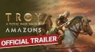 Новый трейлер и дата выхода первого дополнения для Total War Saga: Troy