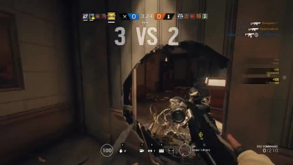 Rainbow Six: Siege -THICC IQ