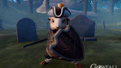 Отряды монстров нападут на игроков в Crowfall