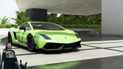 Бычок без тормозов - Lamborghini Gallardo LP570-4 Superleggera - Forza Motorsport 6