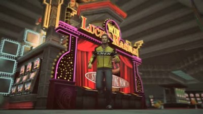 "Dead Rising 2 ""Soldier of Fortune Skills Pack Trailer"""