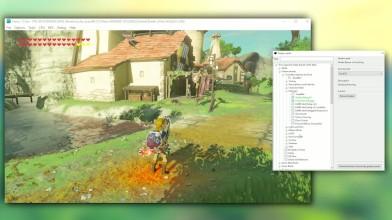 Мод для The Legend of Zelda Breath of The Wild позволяет создавать новые локации и святилища