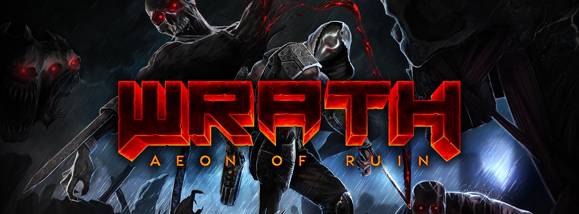 WRATH: Aeon of Ruin обзавёлся 20-минутным геймплейным роликом