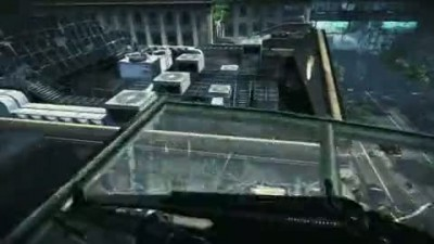 "Crysis 2 ""E3 2010: Cloak and Dagger Gameplay"""