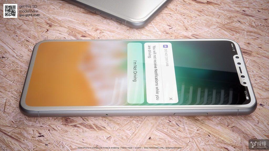 Творя iPhone 8, Apple проведет самый радикальный редизайн