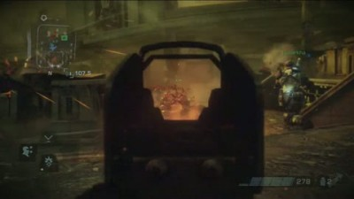 "Killzone 3 ""GC 10: Multiplayer Gameplay Trailer"""