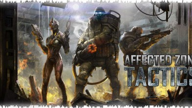 Обзор игры Affected Zone Tactics