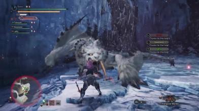 Охота на Бариотта Monster Hunter: World - Iceborne
