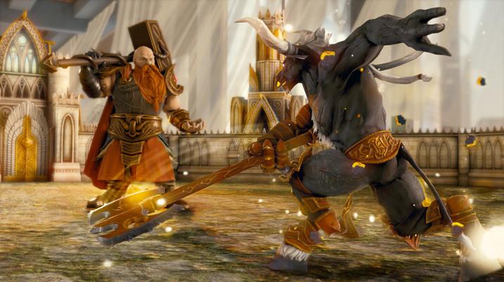Ubisoft прекратила разработку Might & Magic Showdown