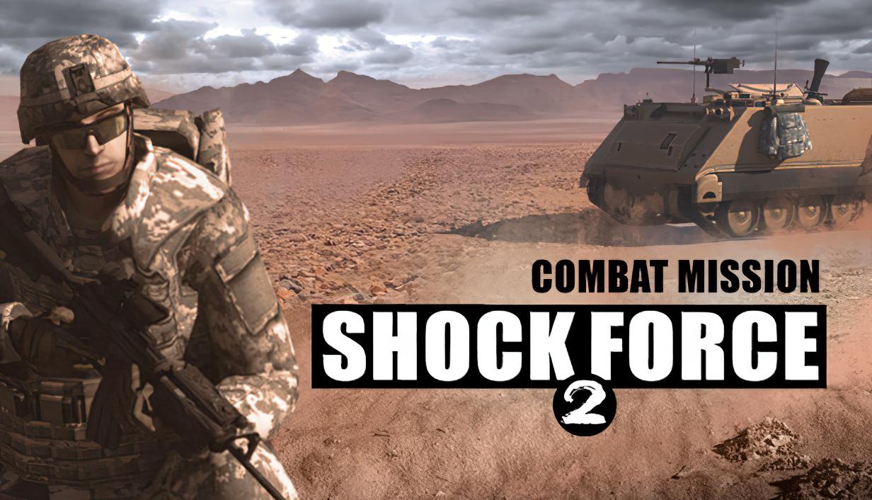 Combat Mission Shock Force 2 скоро появится в Steam