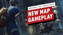 8 минут нового геймплея Resident Evil: Resistance