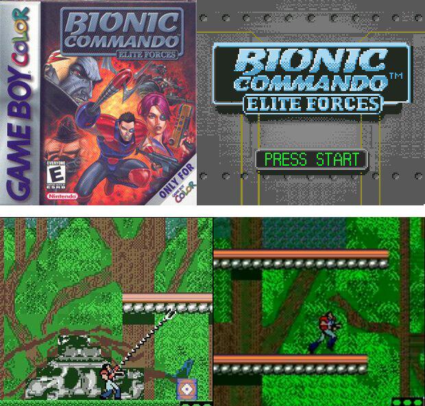 Bionic Commando: Elite Forces