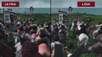 Total War: Three Kingdoms - Сравнение настроек графики