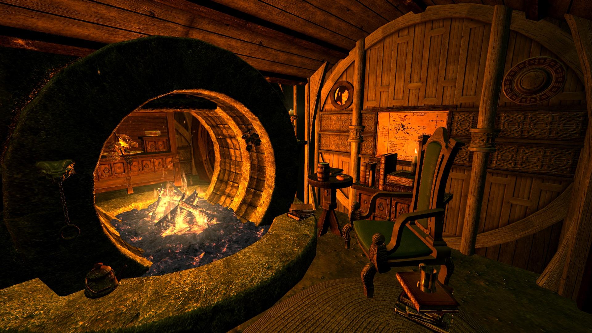 Выпущен мод Middle Earth Path of Hobbit для Skyrim, в котором более 500 NPC, квесты, заклинания и многое другое