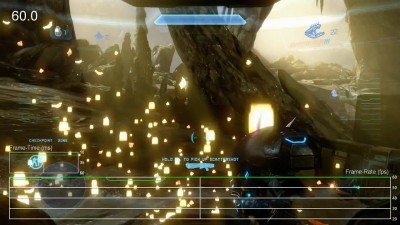Halo 4 Xbox One Master Chief Collection: частоты кадров Xbox One от Digital Foundry