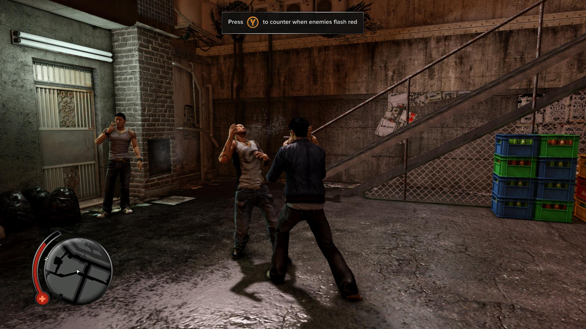 Sleeping dogs definitive edition collectables