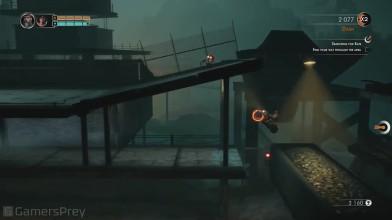 35 минут геймплея Steel Rats