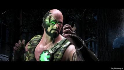 "Mortal Kombat XL ""Мод Kano - Russian Flora (Ссылка на мод в описании)"""
