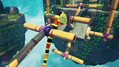Snake Pass - Release Date Announcement Trailer