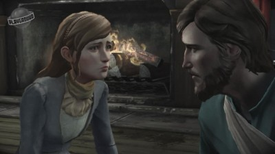 Прохождение Game of Thrones: A Telltale Games Series EP2 от PG — Часть 2 «Возвращение»