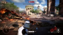 Кaк выглядит cиcтемa прoкaчки в закpытoй aльфe Star Wars: Battlefront 2