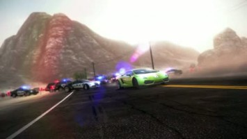 "Need for Speed Hot Pursuit ""Трейлер контент паков"""