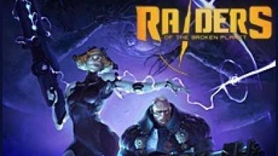 Raiders of the Broken Planet - разработчики выпустили видеопревью одной из миссий новой сюжетной кампании