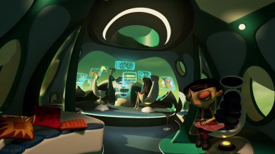 9 минут геймплея Psychonauts VR