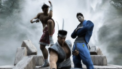 Судьба Virtua Fighter 6 в ваших руках!