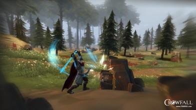 Таланты в Crowfall откроют доступ к оружию