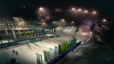 """Vancouver 2010 """"Warming the Slopes Trailer"""""""