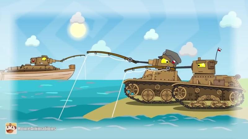 World of Tanks - Общий враг