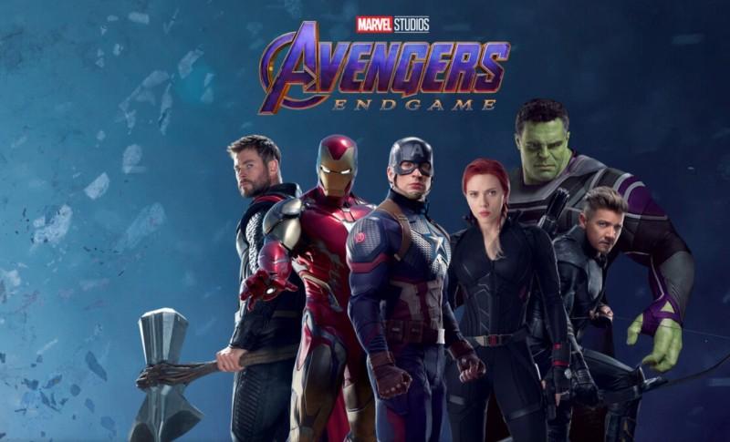 """мстители финал Wikipedia: Вся команда на промо фильма """"Мстители: Финал"""""""