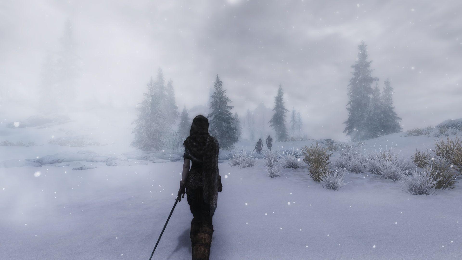 ENB МОДЫ: The Elder Scrolls V Skyrim. (Часть Вторая - Эпилог) - Блоги - блоги геймеров, игровые блоги, создать блог, вести блог