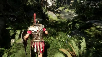 Пасхалки в Ryse: Son of Rome [Easter Eggs]