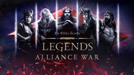 """Трейлер дополнения """"Война Альянсов"""" для TES: Legends"""
