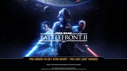 Официальный трейлер Star Wars Battlefront 0