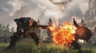 Titanfall 2 - PS4 Pro против Xbox One X