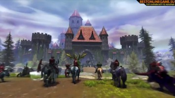 PVP в NEVERWINTER Strongholds. Осады крепостей