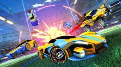 Sony пока не разрешает добавлять кроссплей в Rocket League