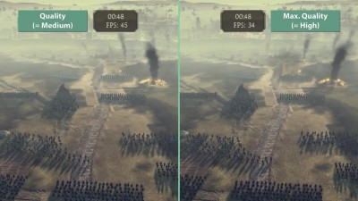 "Total War: Attila "" GTX 780 Frame Rate Test"""