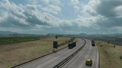 Euro Truck Simulator 2 - Сравнение DirectX 9 и DirectX 11